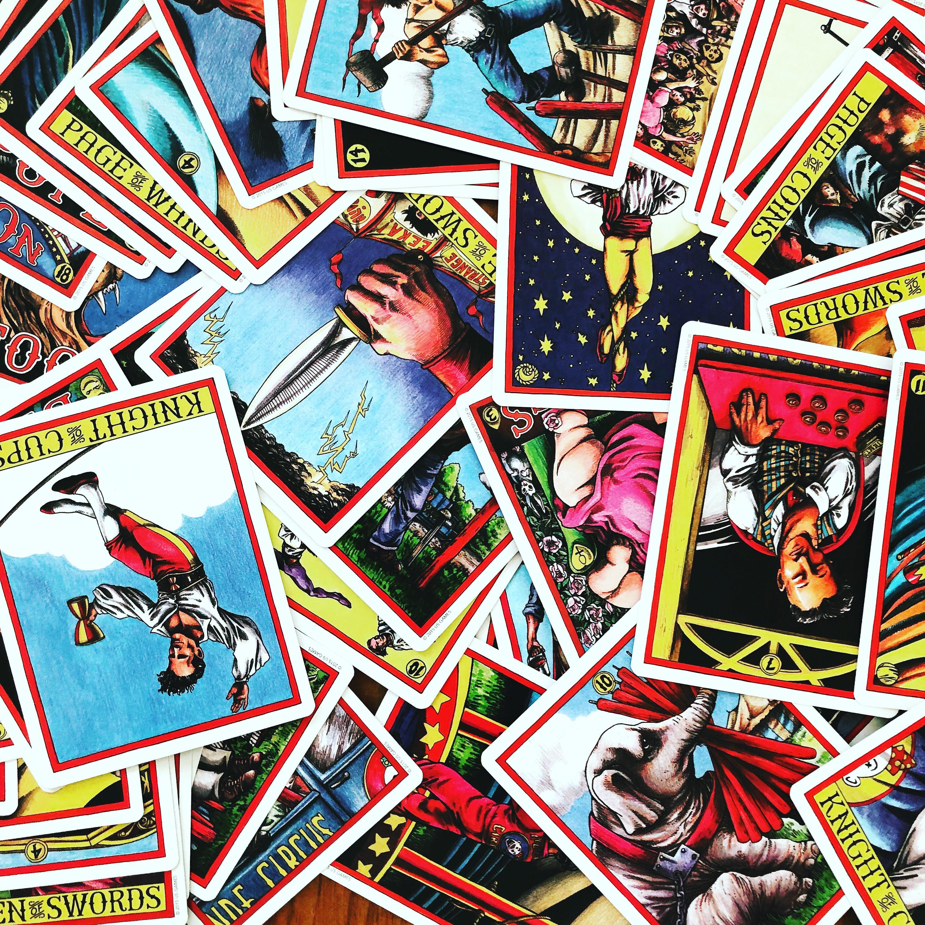 3 great cards in tarot – Redhead got a blog